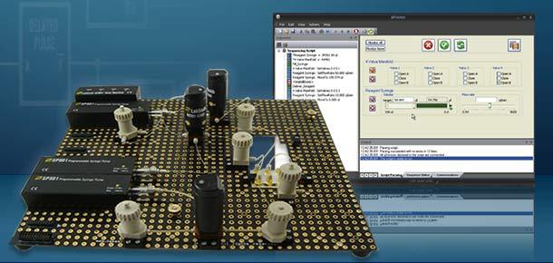 Microfluidics Control and Connectors
