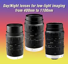 Azure NIR lenses