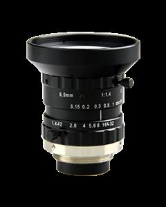 "AZURE Photonics FI-0614MLM 6.5mm F1.4 for 1"" 2 Megapixel sensor"