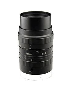 """Azure Photonics 35mm F1.2 1"""" format 10 Megapixel Day and Night lens"""