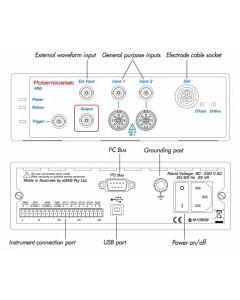 Edaq Potentiostat System