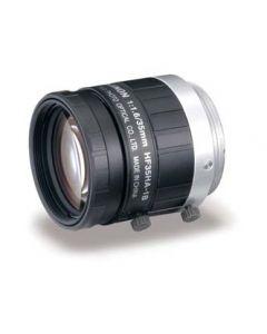 Fujinon 35 mm with manual focus, iris and locking screws, 1.6 f-stop