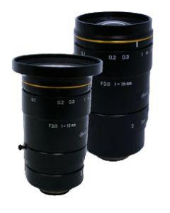 "Kowa XC 4/3"" 8 Megapixel Machine Vision Lens"