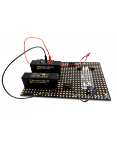 Electrophoresis Starter Kit. Microfluidic chip not included