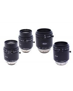 "Navitar JC5M series lenses for 2/3"" 5MP cameras"
