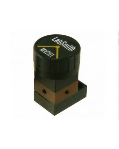 Manual 3-port selector valve for 1/32