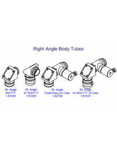 Navitar Ultra Precise Eye modular microscope tubes