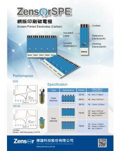 Zensor ET101 electrode