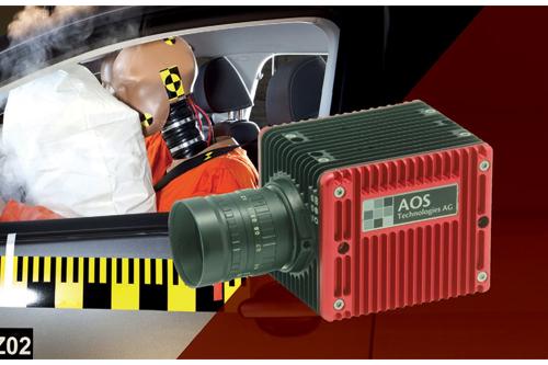 AOS High-G High-Speed Camera