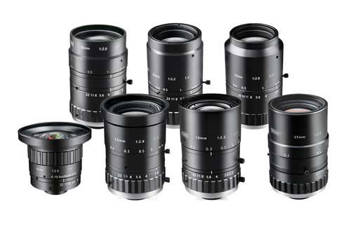 "Azure Photonics lenses for 12MP 1.1"" sensors"